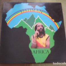 Discos de vinilo: IJAHMAN AFRICA. Lote 263259565