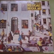 Discos de vinilo: REGGAE REGULAR GHETTO ROCK. Lote 263262455