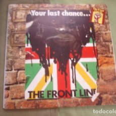 Discos de vinilo: THE FRONT LINE II. Lote 263263695