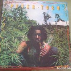 Discos de vinilo: PETER TOSH LEGALIZE IT. Lote 263266200