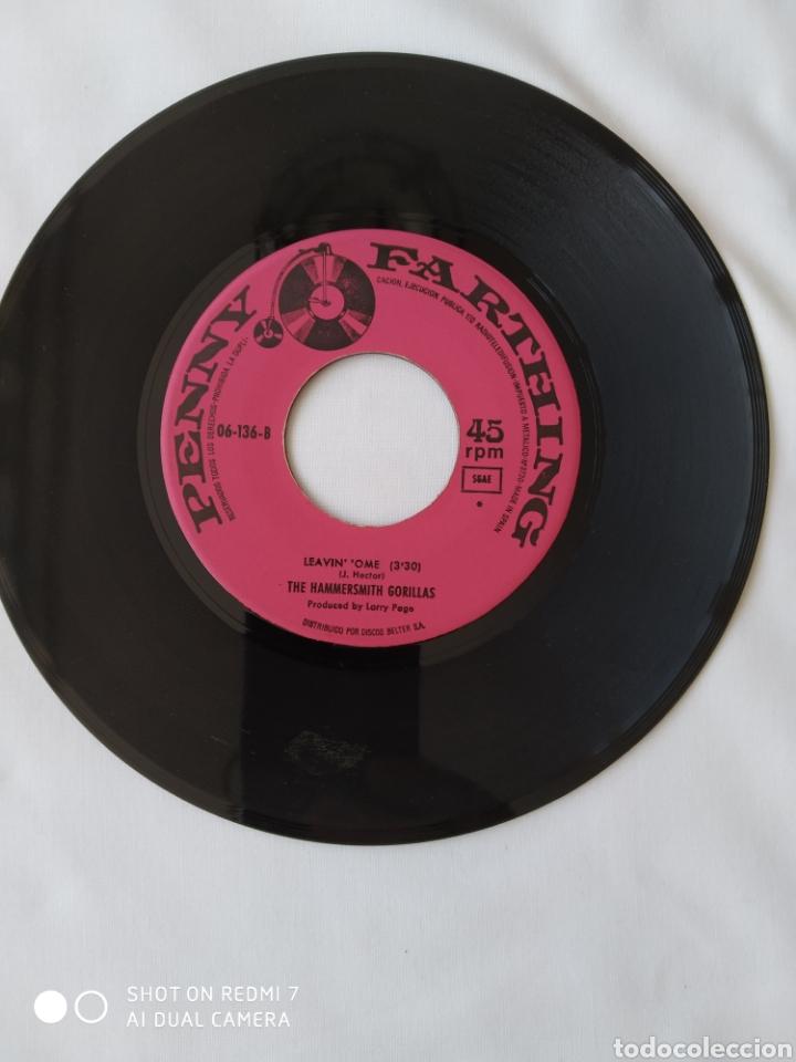 Discos de vinilo: The Hammersmith Gorillas,You really got me,single ,06-136 - Foto 2 - 263266215