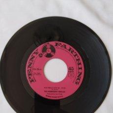 Discos de vinilo: THE HAMMERSMITH GORILLAS,YOU REALLY GOT ME,SINGLE ,06-136. Lote 263266215