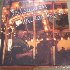 Discos de vinilo: YELLOWMAN YELLOWMAN RIDES AGAIN. Lote 263266790