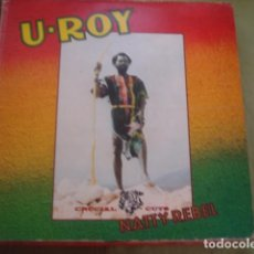 Discos de vinilo: U-ROY NATTY REBEL. Lote 263267060