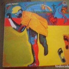 Discos de vinilo: LEE PERRY REGGAE GREATS: LEE PERRY. Lote 263267530