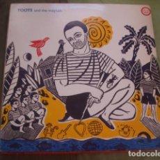 Discos de vinilo: TOOTS & THE MAYTALS REGGAE GREATS. Lote 263267785