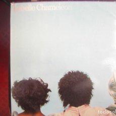 Discos de vinilo: LABELLE- CHAMELEON. LP ORIG ESPAÑA.. Lote 263280515