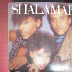 Discos de vinilo: SHALAMAR- THE LOOK. LP. ESPAÑA.. Lote 263287340