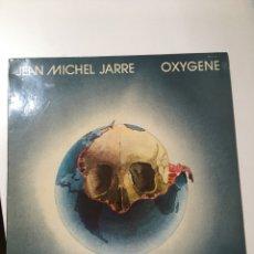 Discos de vinilo: JEAN MICHEL JARRE. OXIGENE. Lote 263300470