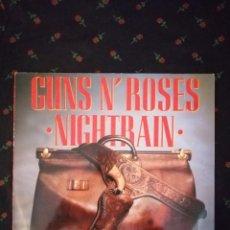 "Discos de vinilo: GUNS N' ROSES - NIGHTRAIN - MAXI 12"". Lote 263300705"
