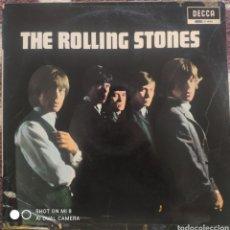 Discos de vinilo: THE ROLLING STONES–THE ROLLING STONES. Lote 263303380