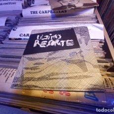 Discos de vinilo: ULTIMO RESORTE – ULTIMO RESORTE – ULTIMO RESORTE SELLO: FLOR Y NATA RECORDS – FYN 2 1982 RARO. Lote 263543930