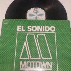 Discos de vinilo: EL SONIDO MOTOWN. Lote 263552225