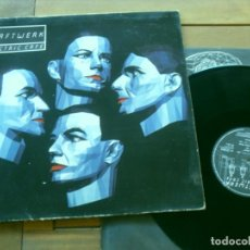 Discos de vinilo: KRAFTWERK LP. ELECTRIC CAFE MADE IN SPAIN. 1986. Lote 263552730