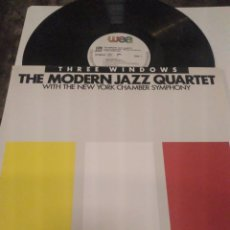 Discos de vinilo: THE MODERN JAZZ QUARTET. Lote 263556170