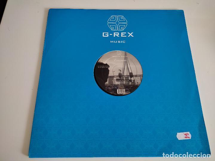 """GREGOR SALTO - ERASMUS (12"""") (Música - Discos de Vinilo - EPs - Techno, Trance y House)"""