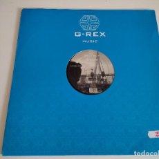 """Discos de vinilo: GREGOR SALTO - ERASMUS (12""""). Lote 263560740"""