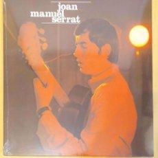Discos de vinilo: JOAN MANUEL SERRAT (ARA QUE TINC VINT ANYS) LP 2018 * PRECINTADO. Lote 263562685