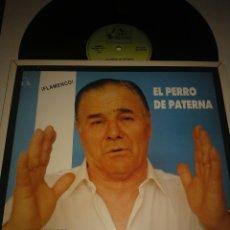 Discos de vinilo: EL PERRO DE PATERNA. Lote 263563660