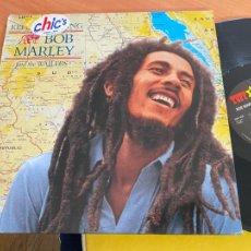 Discos de vinilo: BOB MARLEY (KEEP ON MOVING) MAXI (B-29). Lote 263565865