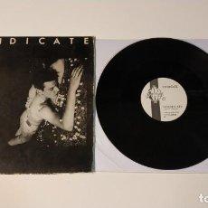 "Discos de vinilo: 0521- SYNDICATE GOLDEN KEY :: INSTRUMENTAL 12 "" VIN POR G+ DIS G+. Lote 263567840"