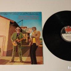 Discos de vinilo: 0521- YOUNGER THAN YESTERDAY TROYCE KEY J.J MALONE VIN LP POR VG+ DIS VG+ 1982. Lote 263572620