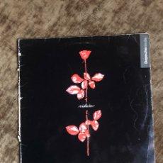 Discos de vinilo: DEPECHE MODE ( VIOLATOR). Lote 263575055
