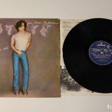 Discos de vinilo: 0521- JOHN COUGAR MELLENCAMP UH - HUH VINILO LP POR G+ DIS G+ SPAIN 1983. Lote 263575080