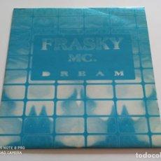 """Discos de vinilo: FRASKY MC - DREAM (12""""). Lote 263582770"""