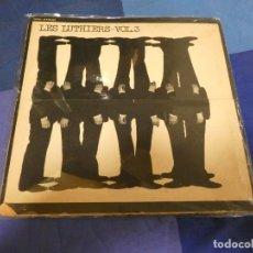 Disques de vinyle: LP LES LUTHIERS VOL 3 TROVA ARGENTINA 1973 VINILO EN BUEN ESTADO. Lote 263585690