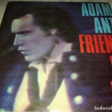Discos de vinilo: ADAM ANT-FRIEND OR FOE-ORIGINAL ESPAÑOL-CONTIENE ENCARTE. Lote 263589875