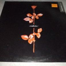 Discos de vinilo: DEPECHE MODE-VIOLATOR-CONTIENE ENCARTE-ORIGINAL ESPAÑOL 1990. Lote 263590960