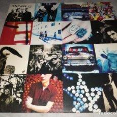 Discos de vinilo: U2-ACHTUNG BABY-CONTIENE ENCARTE-ORIGINAL ESPAÑOL 1991. Lote 263591715