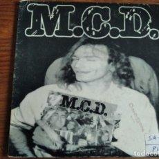 Discos de vinilo: M.C.D - TODO MARCHA BIEN **** RARO SINGLE OIHUKA 1993. Lote 263598705
