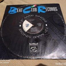 """Discos de vinilo: DJ GOOFY (2) - CHAMPAGNE AND ICE (12""""). Lote 263587270"""
