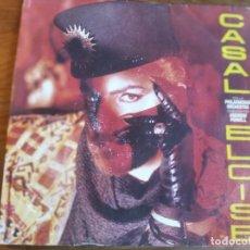 Discos de vinilo: TINO CASAL - ELOISE **** RARO SINGLE 1988. Lote 263601040