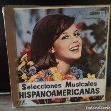 Discos de vinilo: SELECCIONES MUSICALES HISPANOAMERICANAS-CAJA CON 12 LP'SEDITADO POR RCA EN 1966 PARA READER'S DIGEST. Lote 263601740