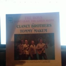 Discos de vinilo: THE CLANCY BROTHERS AND TOMMY MAKEM. Lote 263607240