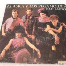 Discos de vinilo: SINGLE ALASKA Y LOS PEGAMOIDES - BAILANDO - LA REVELION DE LOS ELECTRODOMESTICOS - PEDIDO MINIMO 7€. Lote 263609845