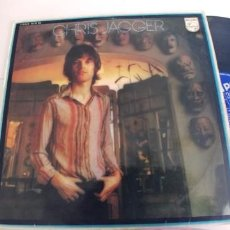Discos de vinilo: CHRIS JAGGER-LP ESPAÑOL 1974. Lote 263610100