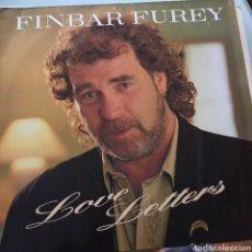 Discos de vinilo: FINBAR FUREY - LOVE LETTERS (ARIOLA, GERMANY, 1970). Lote 263614345