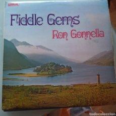 Discos de vinilo: RON GONNELLA - FIDDLE GEMS (LISMOR RECORDINGS, UK, 1976). Lote 263615010
