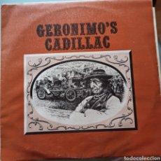 Discos de vinilo: FLYING HAGGIS - GERONIMO'S CADILLAC (ALBA RECORDS, UK, 1979). Lote 263615115