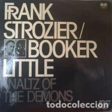 Discos de vinilo: FRANK STROZIER / BOOKER LITTLE - WALTZ OF THE DEMONS (LP, ALBUM, RE) LABEL:AFFINITY CAT#: L6-AF 174. Lote 263624490