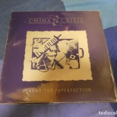 Discos de vinilo: LP CHAD MITCHELL TRIO FLAUNT THE IMIPERFECTION ESTADO BASTANTE DECENTE. Lote 263630440