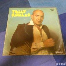 Discos de vinilo: LP FUNKY BIZARRO HORRIBLE TELLY SAVALAS KOJAK CIRCULO LECTORES 1974 BUEN ESTADO. Lote 263633195
