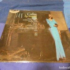 Discos de vinilo: LP MARIA CALLAS BY REQUEST USA 1972 BUEN ESTADO GENERAL. Lote 263636930