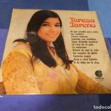 Discos de vinilo: LP TERESA JAREÑO IMPACTO 1979 TAPA NORMALITA VINILO BIEN. Lote 263637210