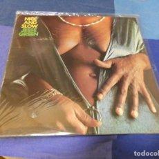 Disques de vinyle: LP JEESE GREEN NICE AND SLOW 1976 BUEN ESTADO GENERAL Y PEGATA PROMO EN LABEL. Lote 263638735
