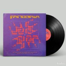 Discos de vinilo: FANGORIA – UN DIA CUALQUIERA EN VULCANO (SUPER EXTENDED PLAY 1.0). Lote 263658995